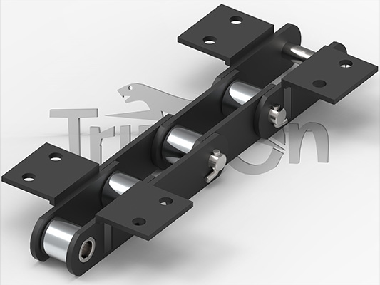 4'' pitch Elevator Chain