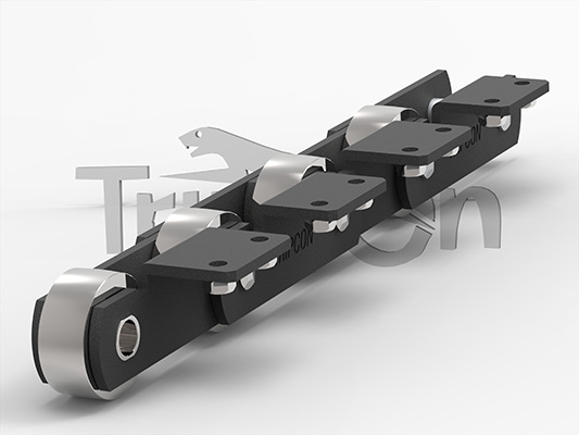 Industrial Slat Conveyor Chain
